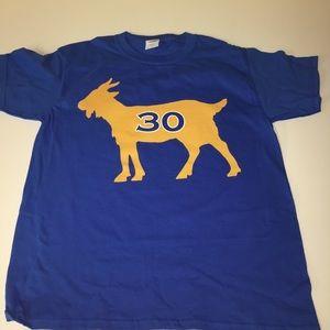 Golden State Warriors Steph Curry Shirt